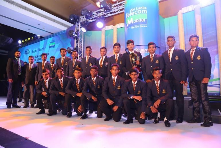 Best School Team National Award - Thurstan College